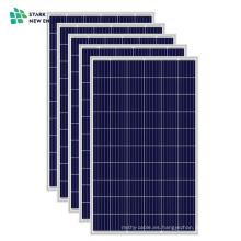 Panel solar polivinílico de 320W para farola solar
