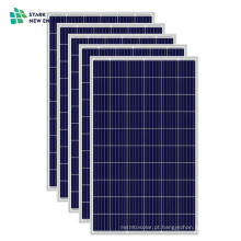 Painel solar poli 320W para iluminação pública solar