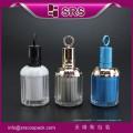 Srs alibaba Chine petit empilement acrylique petit clou, 8ml bouteille en plastique de gels de luxe