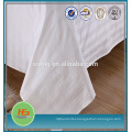 1cm Stripe White 240TC 50 cotton 50 polyester fabric blend for Bed linen