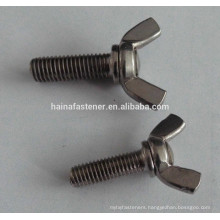 butterfly wing boltsM4,M6,M8,M24,stainless steel wing bolt
