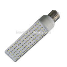 Fábrica de bajo precio PL de maíz luz de fuente de luz de aluminio G24 / e27 / e26 / b22