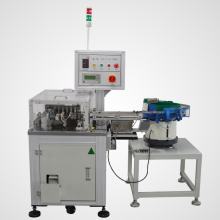 Radial Capacitor Trimming Pin Molding And Cutting Machine