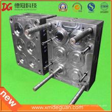 Molde plástico del plástico del casquillo de la inyección del sistema caliente del corredor de la fábrica de encargo del OEM