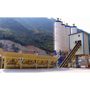 Concrete Weigh Batcher Batching Plant