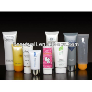 30-45mm PE soft cosmetic oval tube packaging