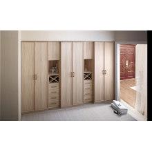 3 Doors Professional MDF Bedroom Wardrobe