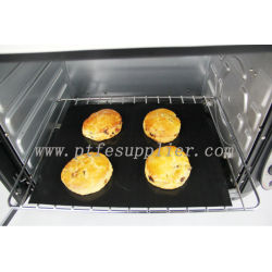Reusable BPA Free Teflon Non-stick Cooking Mat