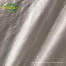 estera de hierba de PP de color blanco