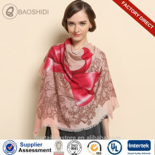 Bowknot foulard à nez fashion pashmina à laine d'hiver