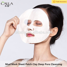 Mud Mask Sheet Patch Spa Limpiador Facial de Calidad Premium