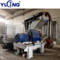 YULONG GXP75*55 Hammer mill grinder for wood chips