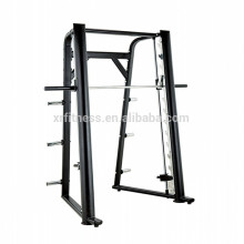 new design best comercial Smith Machine/half cage smith machine from china manufacture