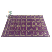 Thick Gold 4 camadas Multilayer PCB High TG ENIG
