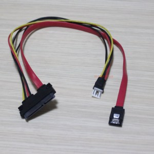 FDD Floppy Power Supply Cable Câblage Harness