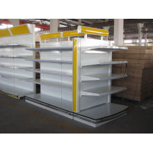 High Quality Cosmetic Display Shelf with Arc Lamp Layer Board with Light Box (YD-S5)