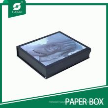 Printed Magnetic Cardboard Gift Box (FP200097)