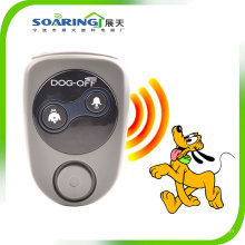 Handheld Ultrasonic Dog off Dog Training Repeller with LED Light