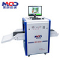 Airport x ray baggage scanner
