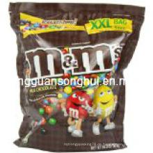 Plastiksüßigkeits-Verpackungs-Tasche / weiche Bonbentasche / Gelee lässt Tasche fallen