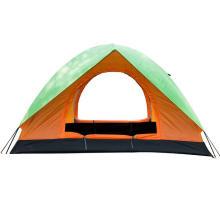 Double porte anti-pluie Camping Loisirs Fournitures de plein air Tente de gros