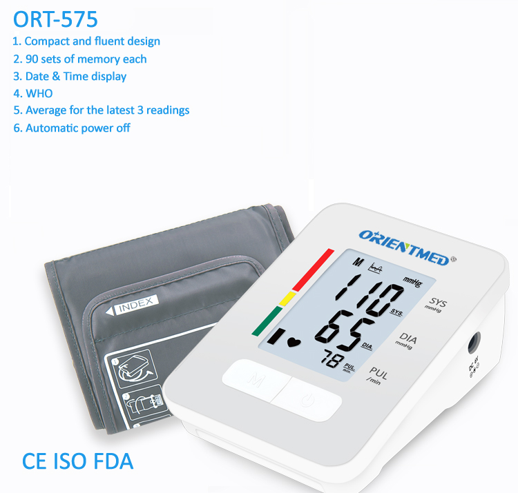 Ort575 Blood Pressure Monitor