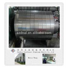 Tira de aluminio serie 1000 para disipador de calor