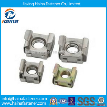 Stainless Steel M4 M6 M8 Weld Cage Nut Made In China