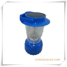 Brindes Promocionais para Lâmpada de Campismo Solar (OS15014)
