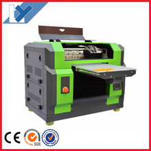A3 Size UV Flatbed Printer for Phone Case/Mug/Pen/Metal/Glass/USB/CD/Card Printing