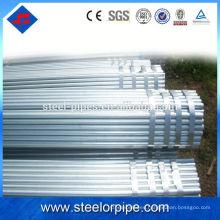 Tubos y tubos de acero sin soldadura de aleación de acero Din17175