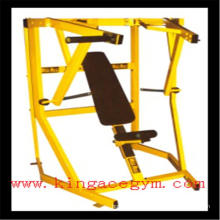 Ce Certification Commercial ISO-Lateral Decline Bench
