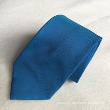 Cravate solide faite sur commande de cravate solide de cravate d'hommes de mode de mode