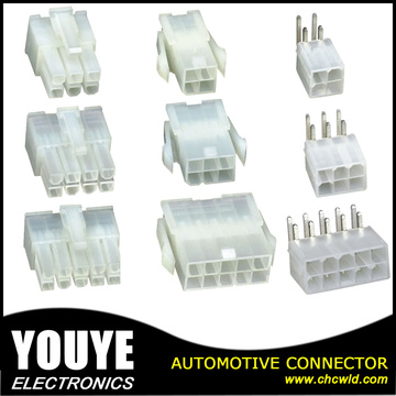 Conectores de energia molex 2-24 circuito automóvel mini Fit