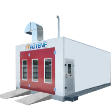 TFAUTENF TF-CSB1 diesel heating Car Paint Spray Booth/paint oven/painting room