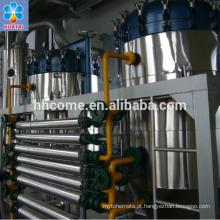 Huatai máquina de refino de óleo de girassol