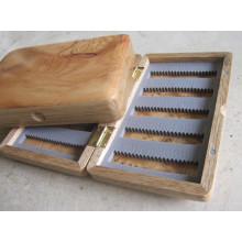 Melhor China Handmade Wooden Fly Box