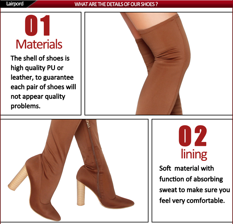 women over knee boots