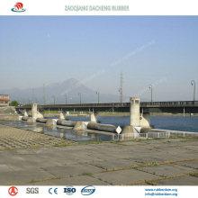 Barrage en caoutchouc gonflable dans la gestion des ressources en eau