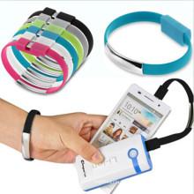 Популярные 16GB силиконовый браслет USB-Драйвер
