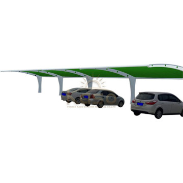 Polykarbonat Car Shelter Canopy Cab Double Carport