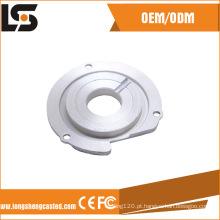 Peças de alumínio do anel da verificação da máquina de costura da indústria de carcaça de alumínio