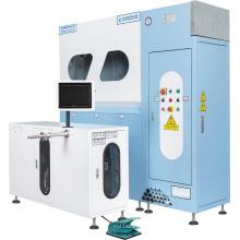 Machine de remplissage vers le bas de produits extérieurs
