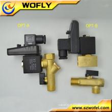 Pompe à main en laiton OPT-B G1 / 2 24VDC avec compresseur d'air