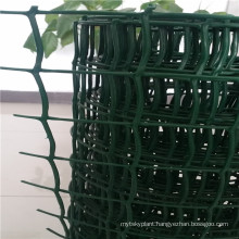 square plastic mesh/extruded plastic mesh/netting/plastic plain net/fence/screen