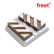 Metal Diamond Frankfurt Abrasives for Marble Calibration
