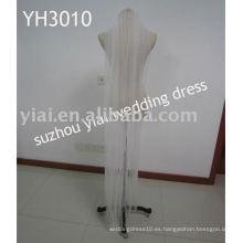 2013 velo nupcial de la boda de la cubierta de la manera YH3010