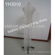 2013 мода покрытиями свадебное фата YH3010