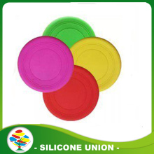 Soft & Light new design silicone pet frisbee for training