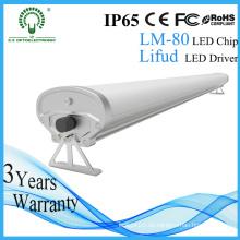 IP65 hohe Lumen 1200mm 40W Tri-Proof LED-Licht